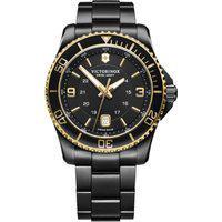 Relógio Victorinox Swiss Army Masculino Aço Preto - 241884