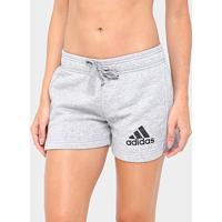 Short Adidas Ess Solid Feminino - Feminino