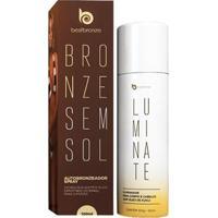 Kit Autobronzeador Spray Best Bronze + Iluminador Luminate Best Glow Feminino - Feminino-Incolor