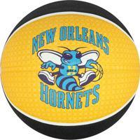 Bola De Basquete Hornets Oficial 73-647Z-100 - Spalding
