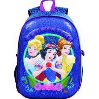 Mochila Princesas Disney 3D Paete