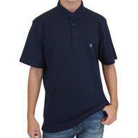 Camiseta Gola Polo Individual Básica Pima