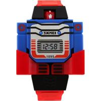 Relógio Skmei Digital 1095 Vermelho