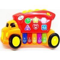 Brinquedo Caminhão Piano Musical