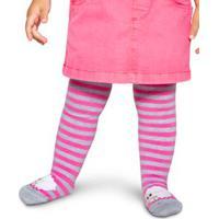 Meia-Calça Infantil Ovelhinha Lupo Baby (13502-026) Algodão