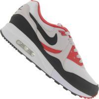 Tênis Nike Air Max Light - Masculino - Branco/Vermelho
