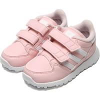 Tênis Adidas Originals Menino Forest Grove Cf I Rosa