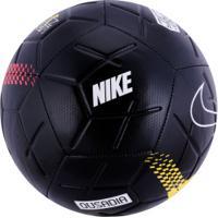 Bola De Futebol De Campo Nike Neymar Strike - Preto