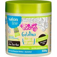 Gelatina #Todecacho - Não Sai Da Minha Cabeça! - 550Gr - Unissex-Incolor