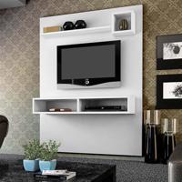 Painel Para Tv 1.3 Sonata Branco Fosco