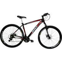 Bicicleta Aro 29 Wny Freio À Disco 21 Marchas - Unissex