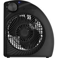 Aquecedor Termoventilador Blaze Air Preto Cadence 220 V 2000W