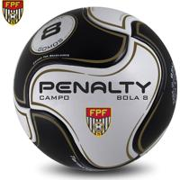 be87afc4a19a6 Netshoes  Bola Futebol Penalty 8 S11 R2 Fpf Campo - Unissex