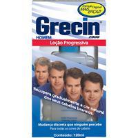 Grecin Homem 2000 Loção Progressiva Com 120Ml
