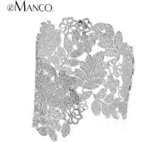 Bracelete Renda - Prata
