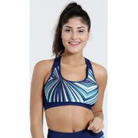Top Feminino Nadador Fitness Active Marisa