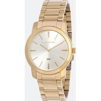 Kit Relógio Feminino Lince Lrg4506L Ku51C1Kx Analógico 5Atm + Pulseira