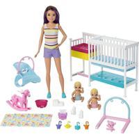 Barbie Skipper Escola De Bebês - Mattel - Kanui
