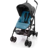 Carrinho De Bebê Travel System Trend Trio Safety 1St - Unissex-Azul