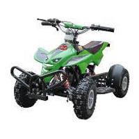 Quadriciclo 49Cc Bz Dino Automático Com Partida A Corda Reforçada A Gasolina Com Óleo 2 Tempos Cor V