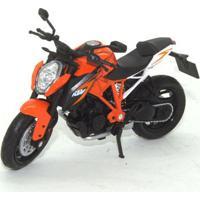Mini Moto Cycle - Escala 1:18 - Ktm 1290 Super Duke R - Califórnia Toys