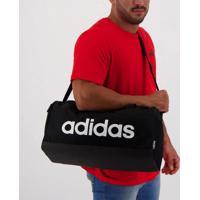 Bolsa Adidas Linear Brand Especial Preta