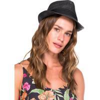 Chapéu Fedora Com Faixa