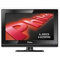 "Monitor Led 16"" Ph16V18Dm Hdmi Preto Philco Bivolt"