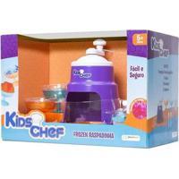 Máquina De Raspadinha - Kids Chef - Raspadinha - Multikids