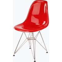 Cadeira Eames Dsr - Fibra De Vidro