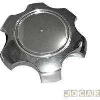 Calota Do Centro Da Roda Chevrolet - Blazer 1997 Até 2011 - Roda Espelhada - Cada (Unidade)