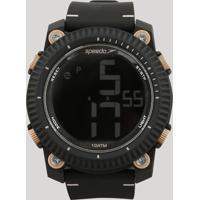 CEA  Relógio Digital Speedo Masculino - 80595G0Evnp4 Preto - Único 32195c1f83