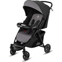 Carrinho De Bebê Woya Comfy Grey Travel System Cinza
