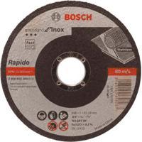 Disco De Corte Para Inox 115Mm Grão 60 Bosch