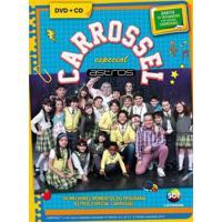 Carrossel Especial Astros Dvd + Cd Infantil