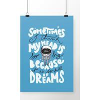Poster Full Of Dreams
