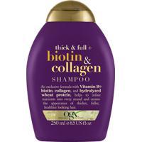 Shampoo Ogx Biotin & Collagen- 250Mljohnson & Johnson