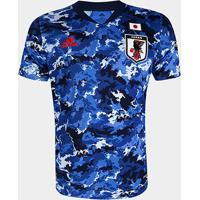 Camisa Seleção Japão Home 20/21 S/Nº Jogador Adidas Masculina - Masculino