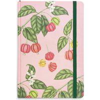 Caderno Fruta Pitanga - Rosa