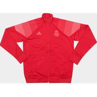Netshoes  Jaqueta Real Madrid Lic Adidas Masculina - Masculino a6279df48ceb1