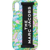 Marc Jacobs Logo Iphone Xs Case - Rosa
