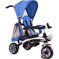 Triciclo Multifuncional Azul Belfix