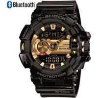 Relógio G-Shock G-Mix Bluetooth - Unissex-Preto