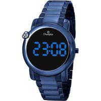 Relógio Champion Digital Ch48064A Feminino - Feminino-Azul