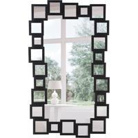 Espelho Decorativo Pavia 71X123 Cm Preto