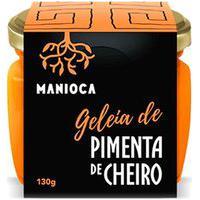 Geleia De Pimenta De Cheiro Manioca 130G Gravetero