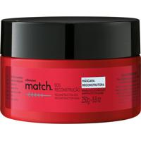 Match Sos Reconstrução Máscara Capilar, 250G