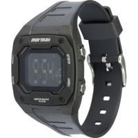 Relógio Digital Mormaii Nxt Kids Mo9451Ab - Infantil - Preto
