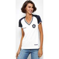 Camisa Remo Ii 2018 S/N° Torcedor Topper Feminina - Feminino