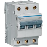 Disjuntor Eletromar 3P Curva C 25A 220V/380V